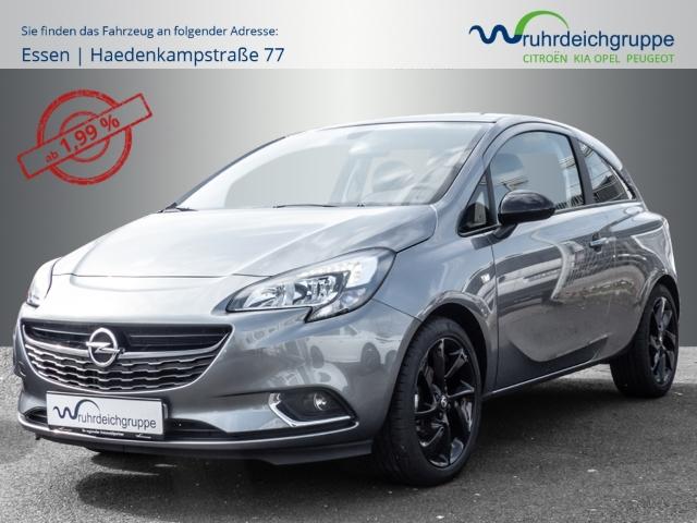 Opel Corsa E Color Edition 1.4+Klimaauto+PDC+LHZ+SHZ, Jahr 2019, Benzin
