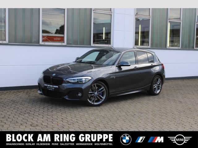 BMW 125i 5-Türer M Sport Navi DAB HiFi LED DA, Jahr 2017, Benzin