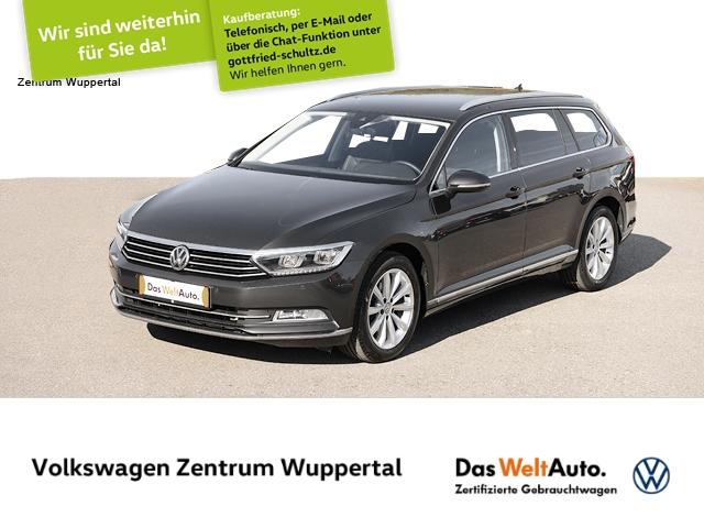 Volkswagen Passat Var Highline DSG NAVI VC LED KAMERA SHZ PDC, Jahr 2018, Diesel