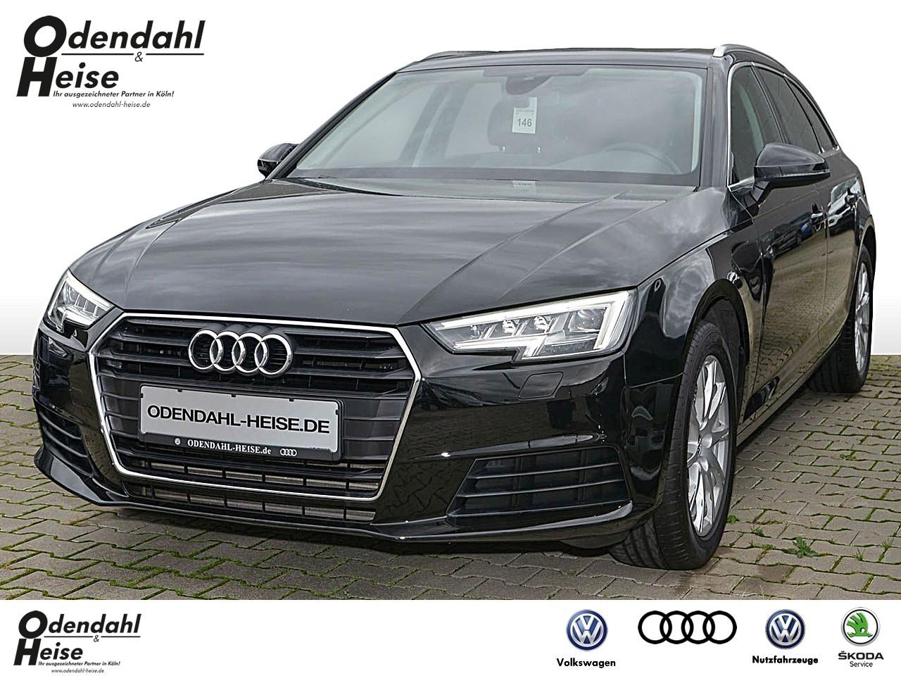 Audi A4 Avant 3.0 TDI S tronic EU6 Klima Navi, Jahr 2016, Diesel