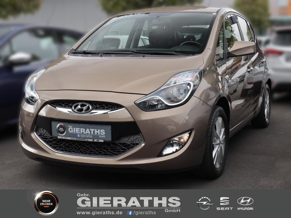 Hyundai ix20 1,4 Fifa World Cup Edition, Jahr 2015, Benzin