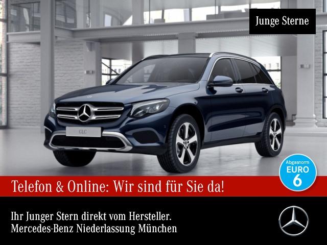 Mercedes-Benz GLC 250 d 4M Exclusive Pano LED Kamera Navi PTS 9G, Jahr 2017, Diesel