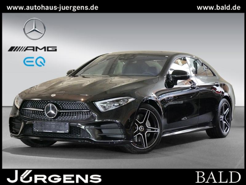 Mercedes-Benz CLS 220 d AMG+Fahrassist.+Night+LED+Memory, Jahr 2021, Diesel