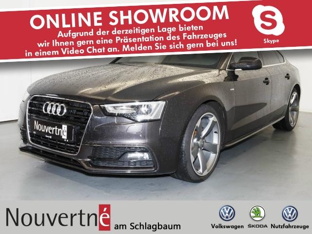 Audi A5 Sportback 2.0 TDI S-Line Sport Edition AHK, Jahr 2017, Diesel