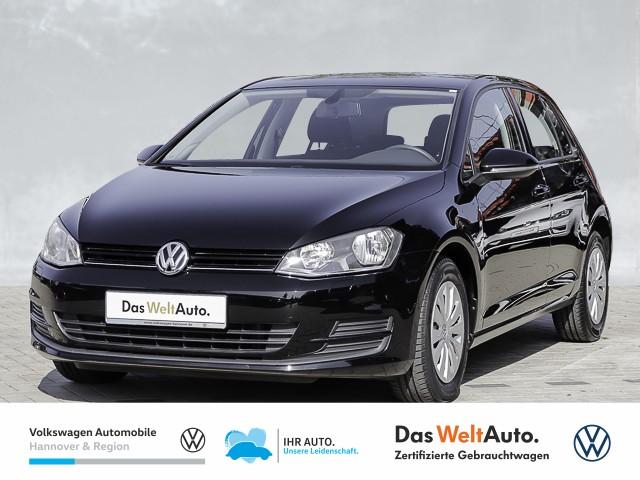 Volkswagen Golf VII 1.2 TSI Trendline Klima SHZ Tagfahrlicht, Jahr 2013, Benzin