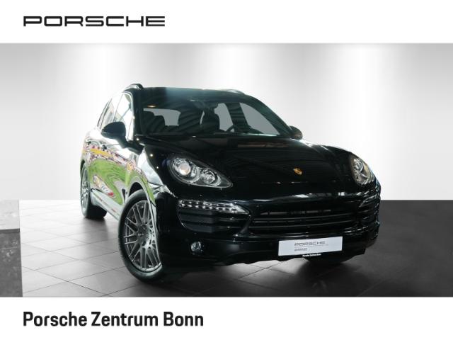 Porsche Cayenne Tiptronic ''20-Zoll PCM Luftfederung'', Jahr 2013, Benzin