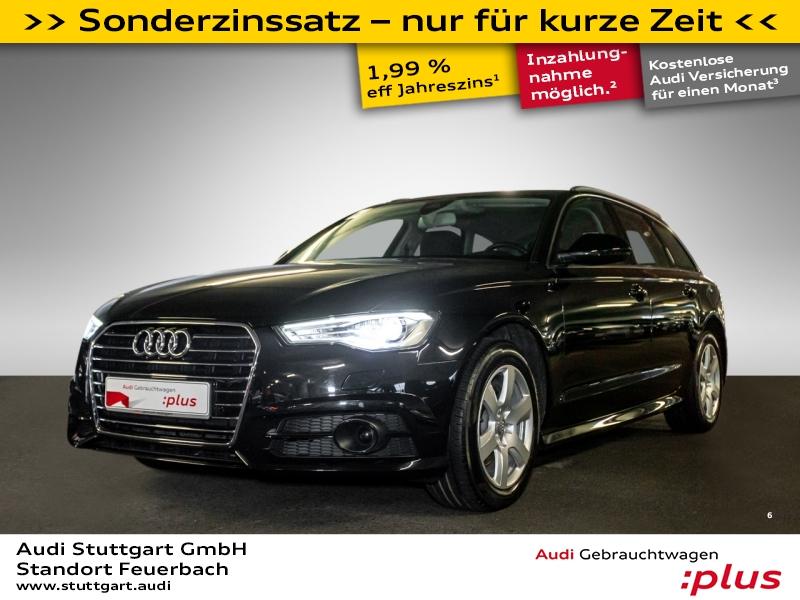 Audi A6 Avant 2.0 TDI S tronic ACC Xenon Navi Sitzh., Jahr 2018, Diesel