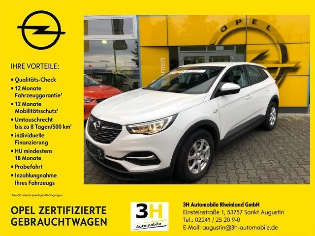 Opel Grandland X 1.2 Start/Stop Edition*R4.0*, Jahr 2018, Benzin