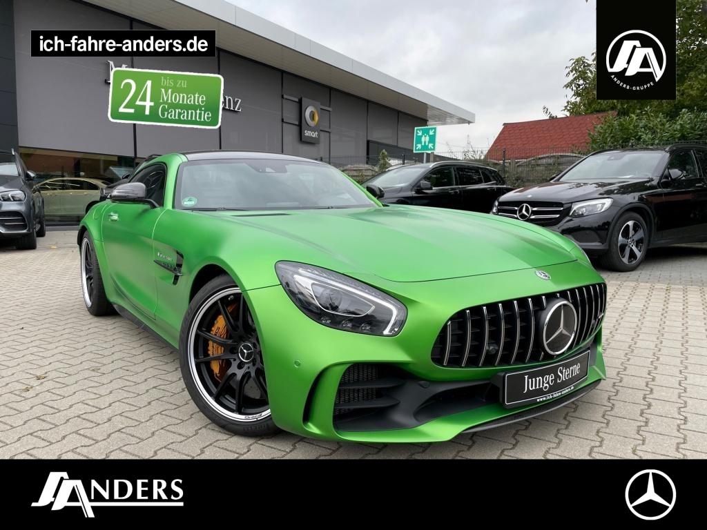 Mercedes-Benz AMG GT R COM+Carbon+Keramik+Burm+Distr+Memo+Keyl, Jahr 2018, Benzin