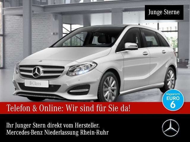 Mercedes-Benz B 180 d Style Navi 7G-DCT Sitzh Sitzkomfort Temp, Jahr 2017, Diesel