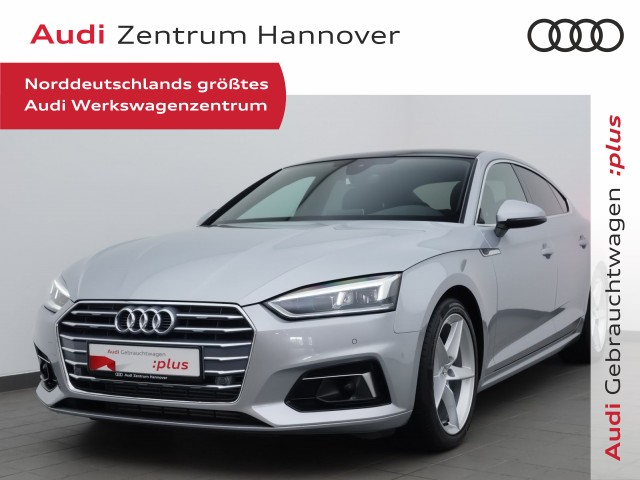 Audi A5 Sportback 35 TFSI sport, Pano, B&O, LED, virtual, ACC, Jahr 2019, Benzin