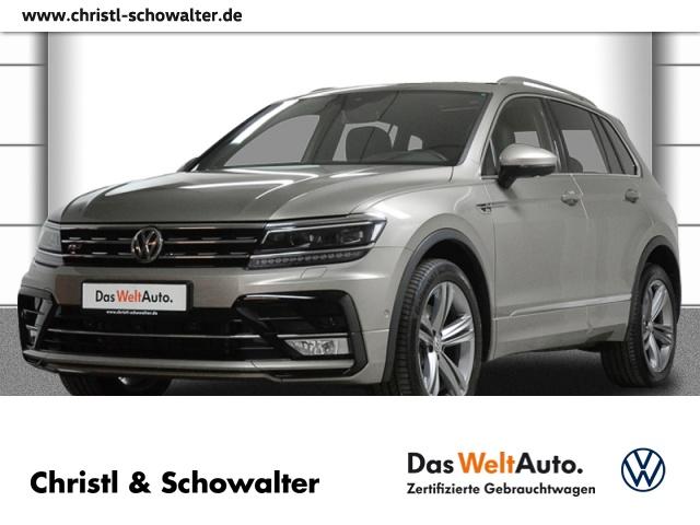 Volkswagen Tiguan R-Line HL 2.0 TDI 4Motion DSG Stdhzg. Navi, Jahr 2016, Diesel