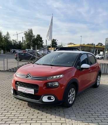 Citroën C3 Pure Tech 82 FEEL /Klima /Einparkh. hi /Bl. Freisp, Jahr 2017, Benzin
