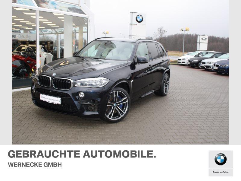 BMW X5 M Head-Up B&O HiFi DAB LED Pano.Dach RFK, Jahr 2016, petrol