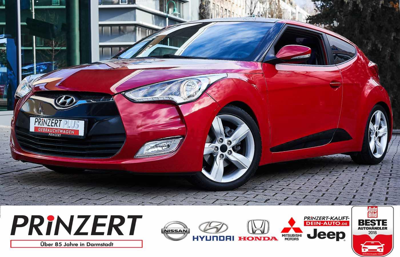 Hyundai Veloster 1.6 DCT 'Trend' 8-Fach, Jahr 2012, Benzin