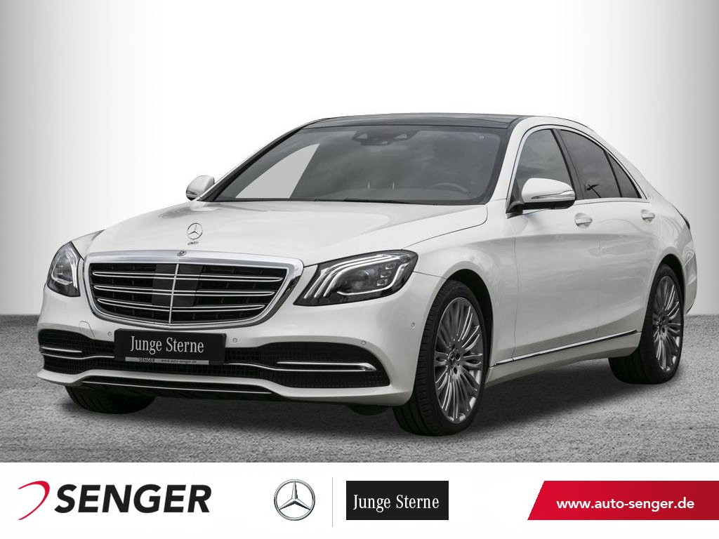 Mercedes-Benz S 350 d 4M *Distronic*Pano*Multibeam*Memory*360°, Jahr 2017, Diesel