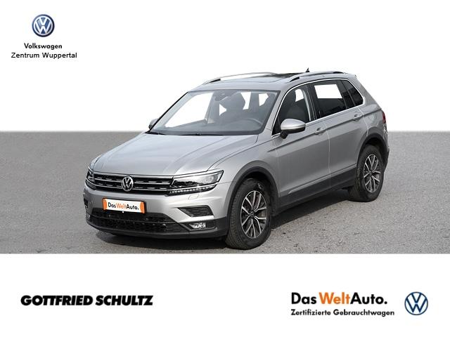 Volkswagen Tiguan 2 0 TDI DSG LED NAVI PANO AHK STANDHZG SHZ PDC LM, Jahr 2020, Diesel