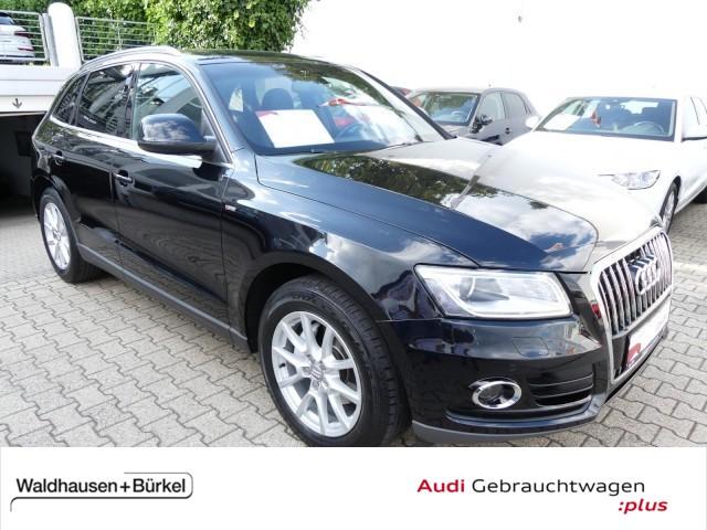 Audi Q5 2.0 TDI DPF Xenon Navi Einparkhilfe, Jahr 2013, Diesel