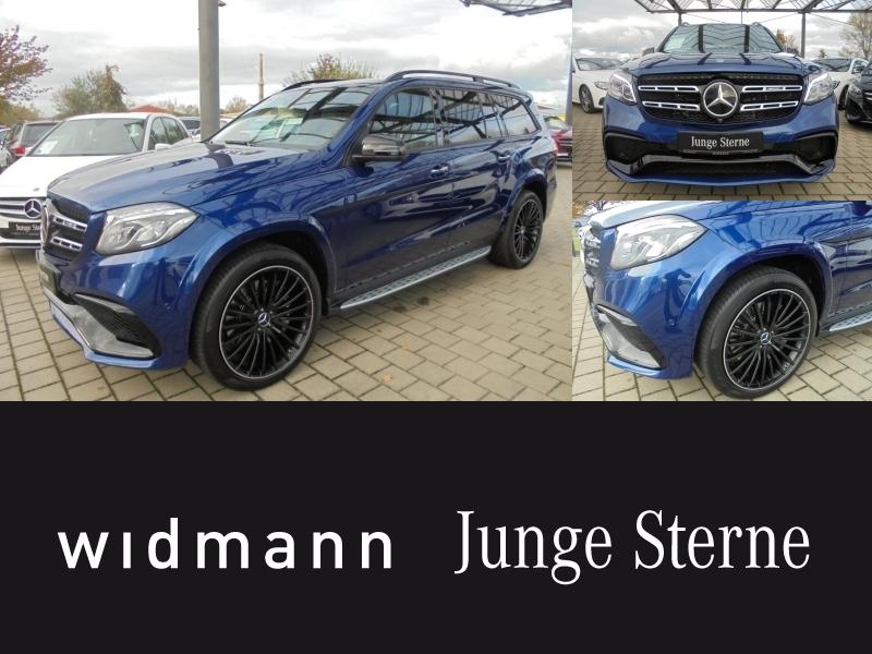 Mercedes-Benz GLS 63 AMG 4M *Sitzklima*Fond-TV*Standhzg*Pano*, Jahr 2017, Benzin