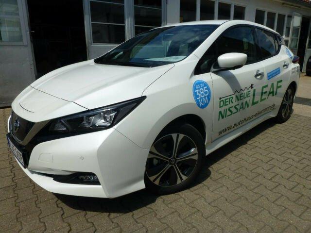 Nissan LEAF MY20 40 kW/h TEKNA, Jahr 2021, Elektro