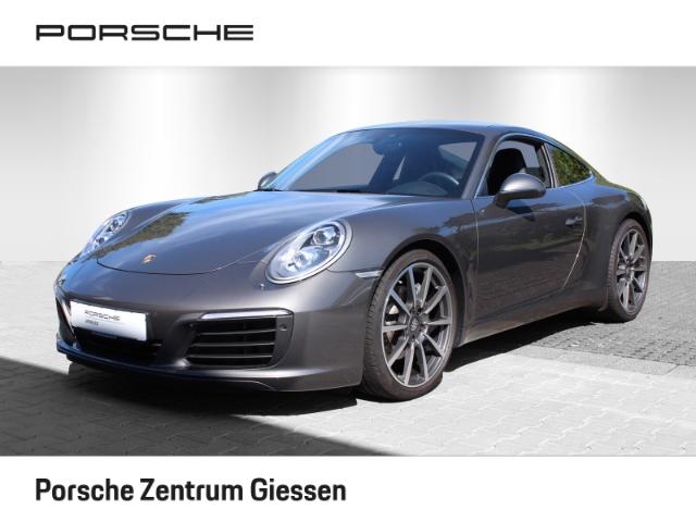 Porsche 991 (911) Carrera Coupe LED-PDLS+/PDK/Tempolimitanzeige, Jahr 2016, Benzin