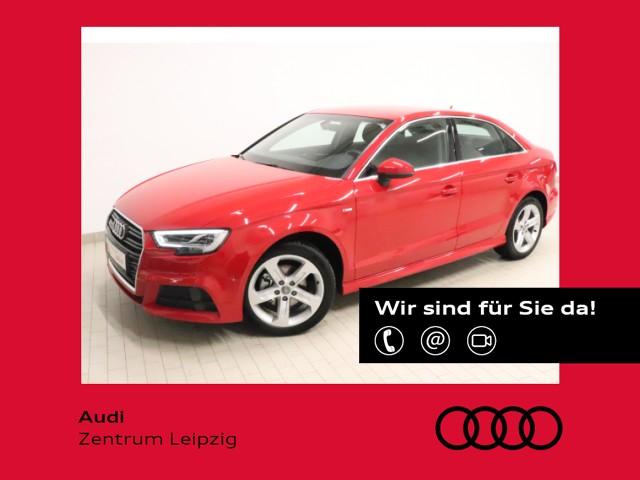 Audi A3 Limousine 1.5 TSI sport *Businesspaket*LED*, Jahr 2017, Benzin