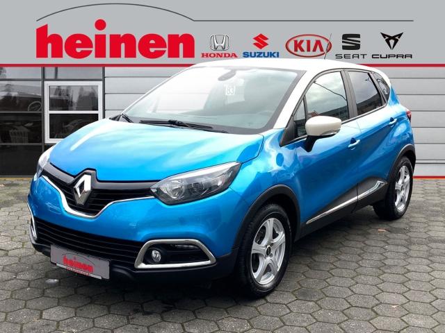 Renault Captur 1.2 TCe 120 intens Energy Navi Klimaauto., Jahr 2018, Benzin