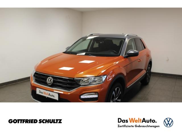Volkswagen T-Roc United 1.5 TSI DSG *virt Cockpit*Navi*Kamera*SHZ*Keyless*VZE*, Jahr 2020, Benzin