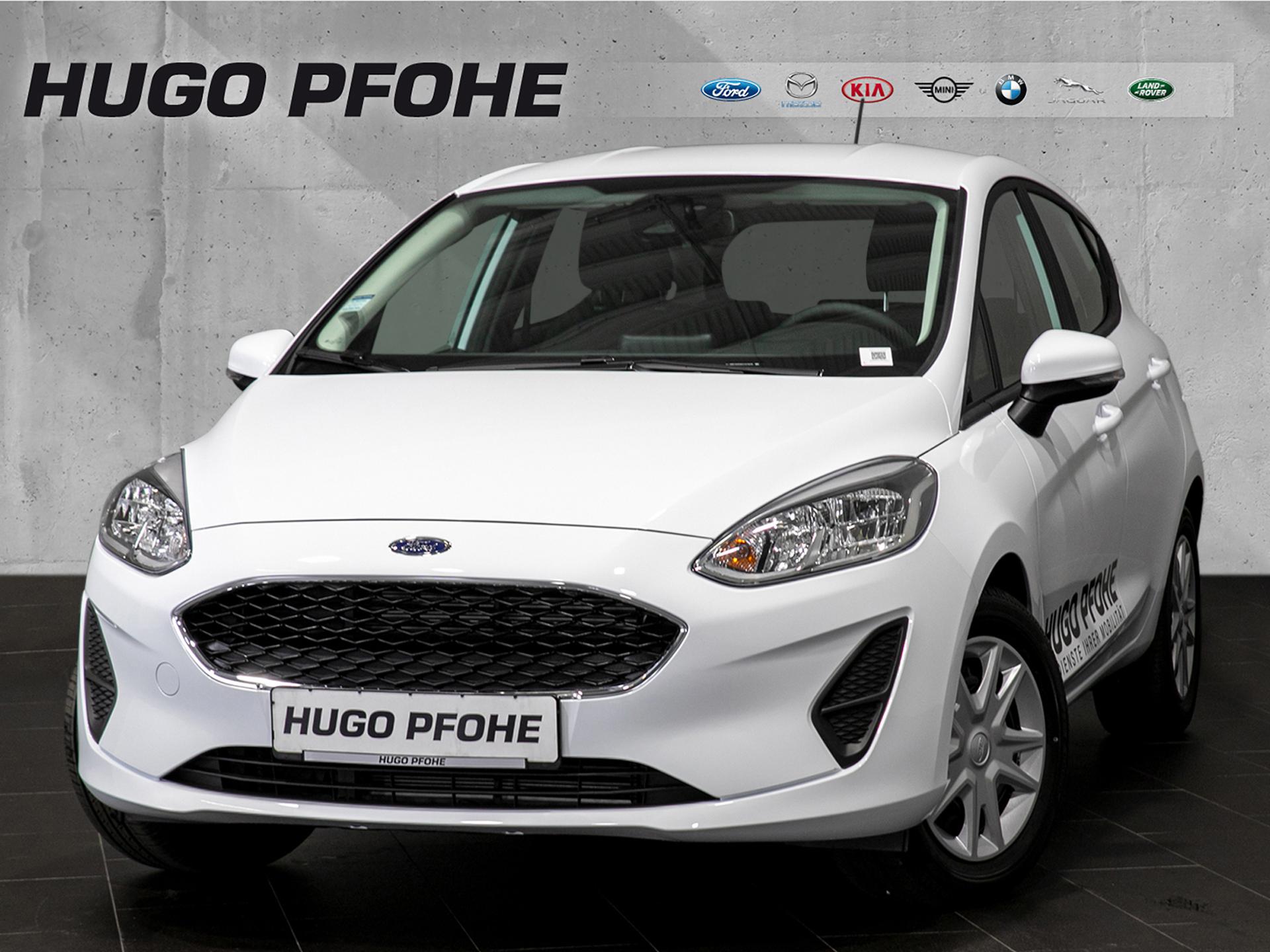 Ford Fiesta Trend 1.1 Schräghecklimousine. 55 kW. 5-t, Jahr 2020, Benzin