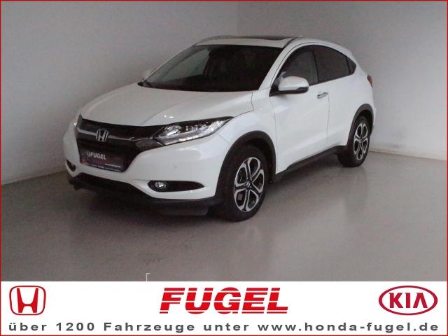 Honda HR-V 1.6 Executive LED|Navi|RFK|PDC, Jahr 2015, diesel