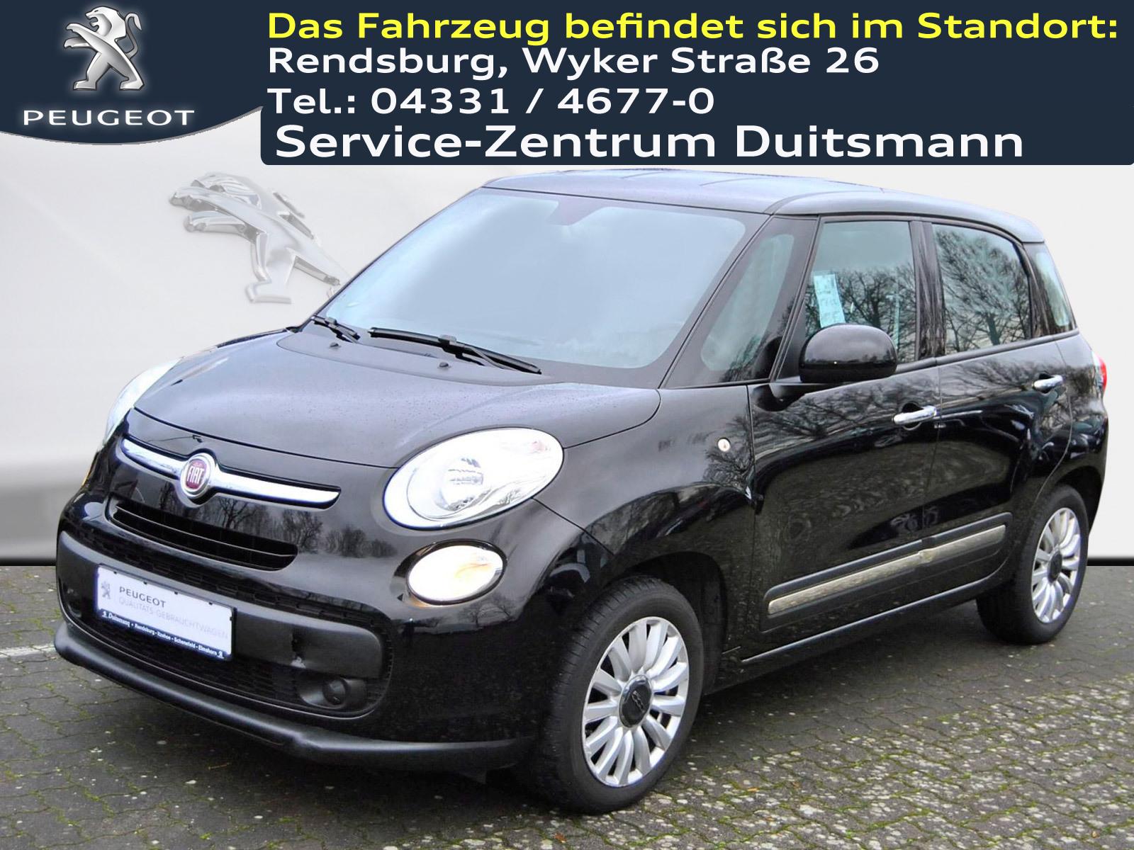Fiat 500L 1.4 16V Pop-Star, Jahr 2014, Benzin