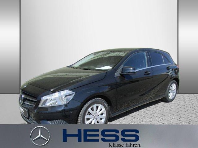 Mercedes-Benz A 180 CDI BE Style+PDC, Jahr 2012, Diesel