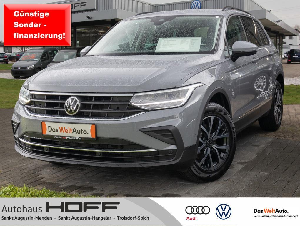 Volkswagen Tiguan 1.5 TSI Life Neues Modell Navi Standheizu, Jahr 2020, Benzin