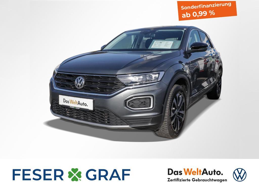 Volkswagen T-Roc 2.0 TDI IQ.DRIVE DSG LED ACC Navi, Jahr 2020, Diesel