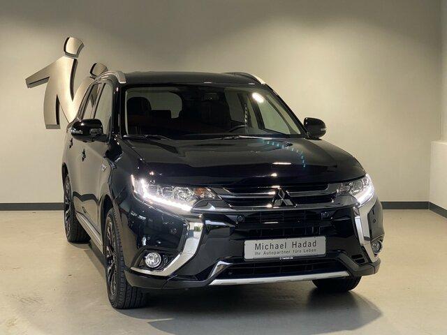 Mitsubishi Plug-in Hybrid Outlander Outlander Plug-in Hybrid PHEV TOP LED Leder Navi, Jahr 2017, Hybrid