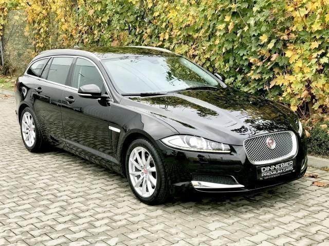 Jaguar XF 2.2 Diesel, Jahr 2014, diesel