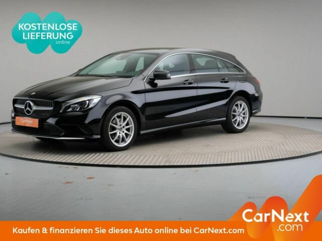 Mercedes-Benz CLA Shooting Brake 220 d 7G-DCT Navi, Jahr 2017, Diesel
