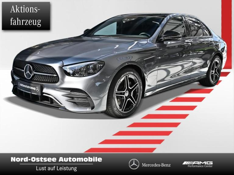 Mercedes-Benz E 220 d AMG NIGHT PANO MULTIBEAM DISTRONIC, Jahr 2021, Diesel