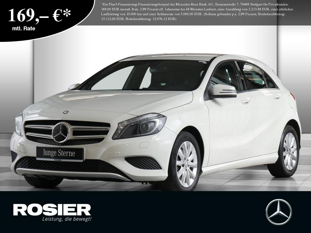 Mercedes-Benz A 180 Style, Jahr 2013, Benzin