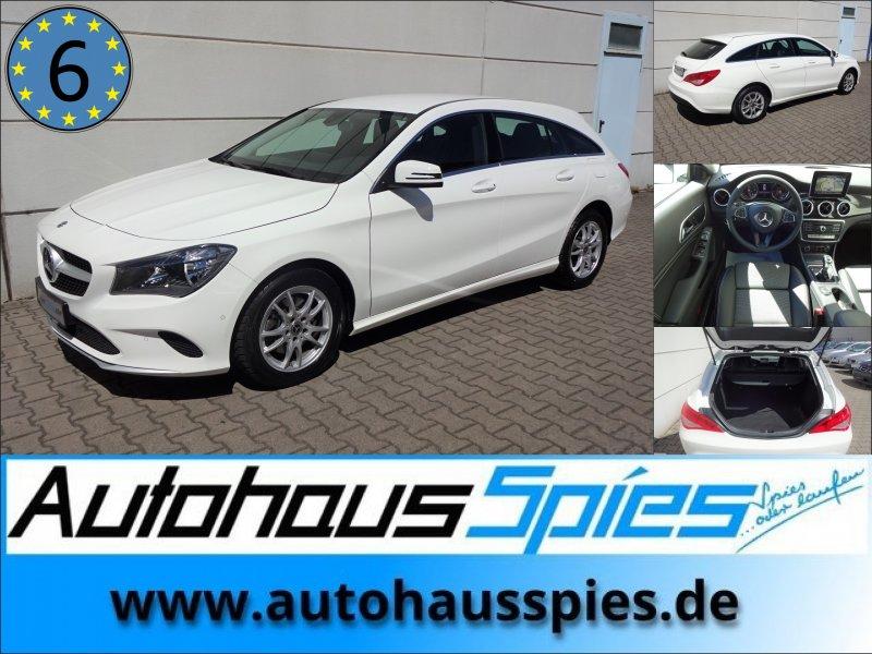 Mercedes-Benz CLA 180 Shooting Brake d Eff. Dyn. EURO6 PARK-ASSISTENT, Jahr 2018, Diesel