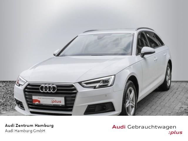 Audi A4 Avant 35 TDI S tronic NAVI LED HEAD-UP, Jahr 2019, Diesel