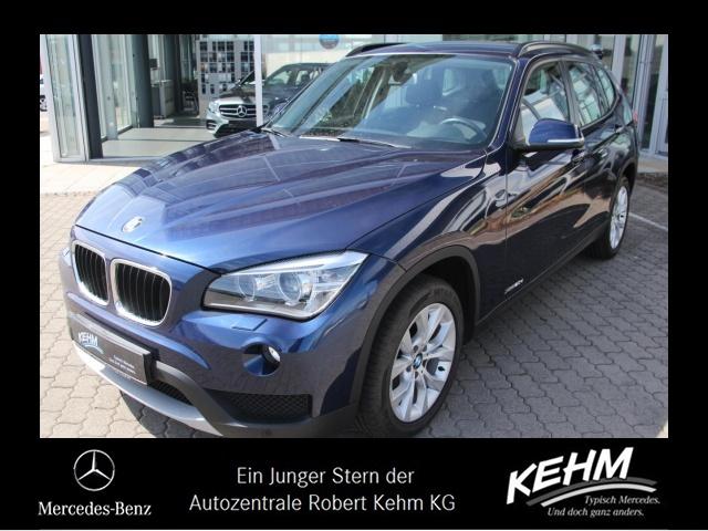 BMW X1 xDrive 20d +AHK+XENON+KLIMAAUTOM.+PTC+8-FACH+, Jahr 2013, Diesel
