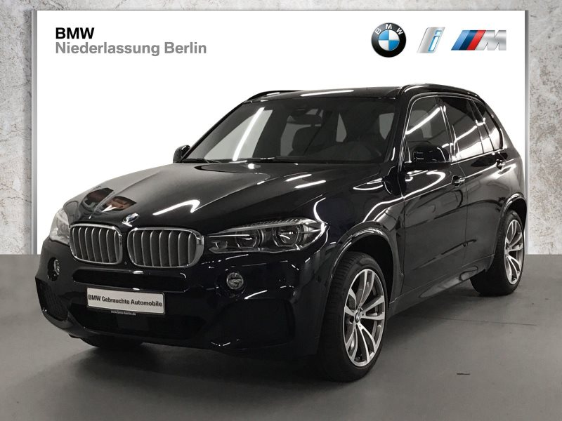 BMW X5 xDrive40d EU6 M Sport LED Navi Komfortsitze, Jahr 2017, Diesel