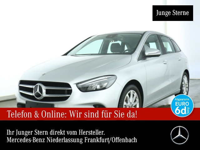 Mercedes-Benz B 200 Navi Premium LED Laderaump Spurhalt-Ass PTS, Jahr 2019, Benzin