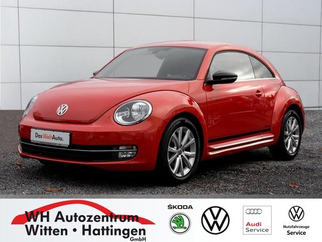 Volkswagen Beetle 1.2 TSI Design Club NAVI CLIMATRONIC PDC, Jahr 2016, Benzin