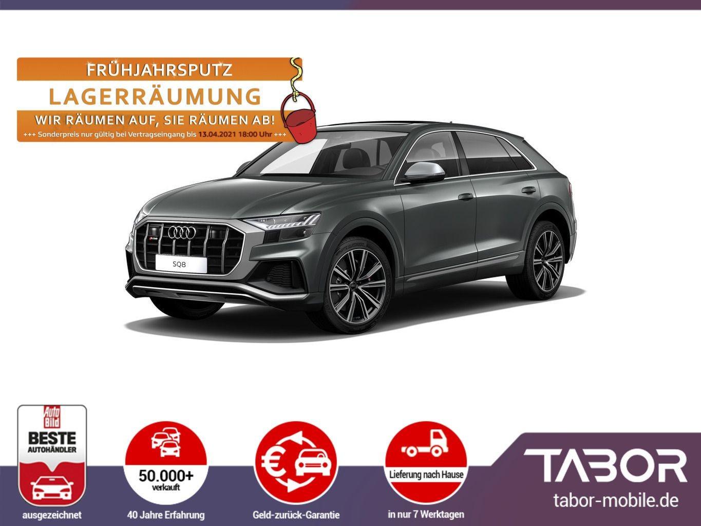 Audi SQ8 TFSI 507 quattro Leder PanoD Matrix Kam, Jahr 2021, Benzin