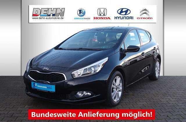 Kia Ceed 1.4 Edition 7, Jahr 2013, Benzin