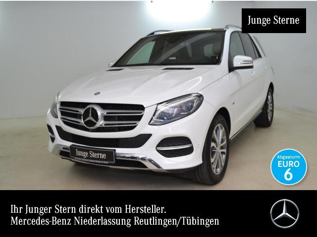 Mercedes-Benz GLE 500 e 4M EXCLUSIVE 360° Airm Pano Harm AHK, Jahr 2017, Benzin