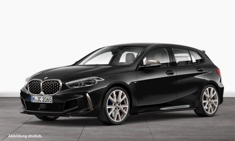 BMW M135i xDrive EURO6 M Sportbr. Head-Up HiFi LED Lenkradhz., Jahr 2019, Benzin