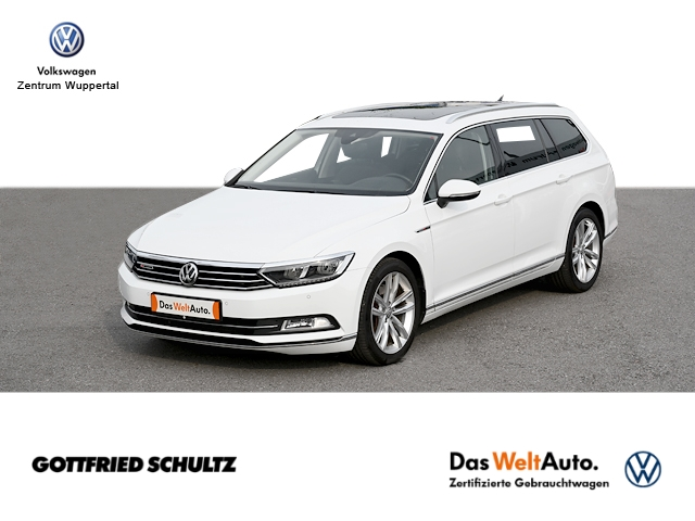 Volkswagen Passat Var 2 0 TDI Highline 4M DSG LED NAVI PANO VC KAMERA, Jahr 2017, Diesel